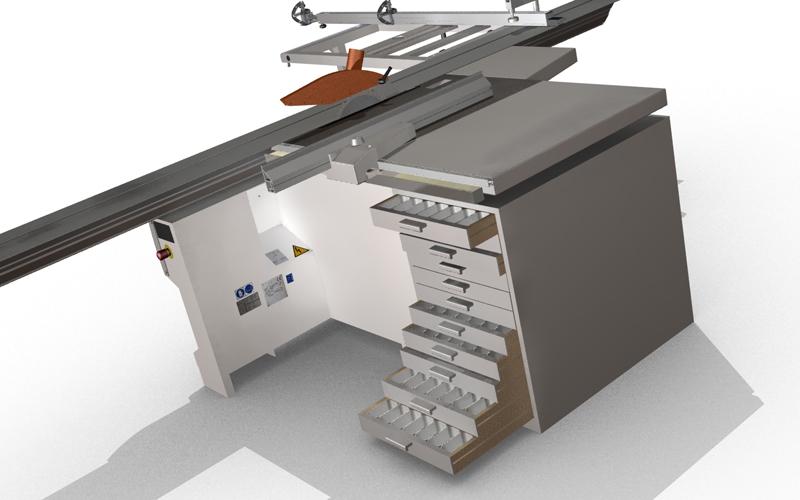 Espaces rangements dans l'atelier - Page 2 Meuble11