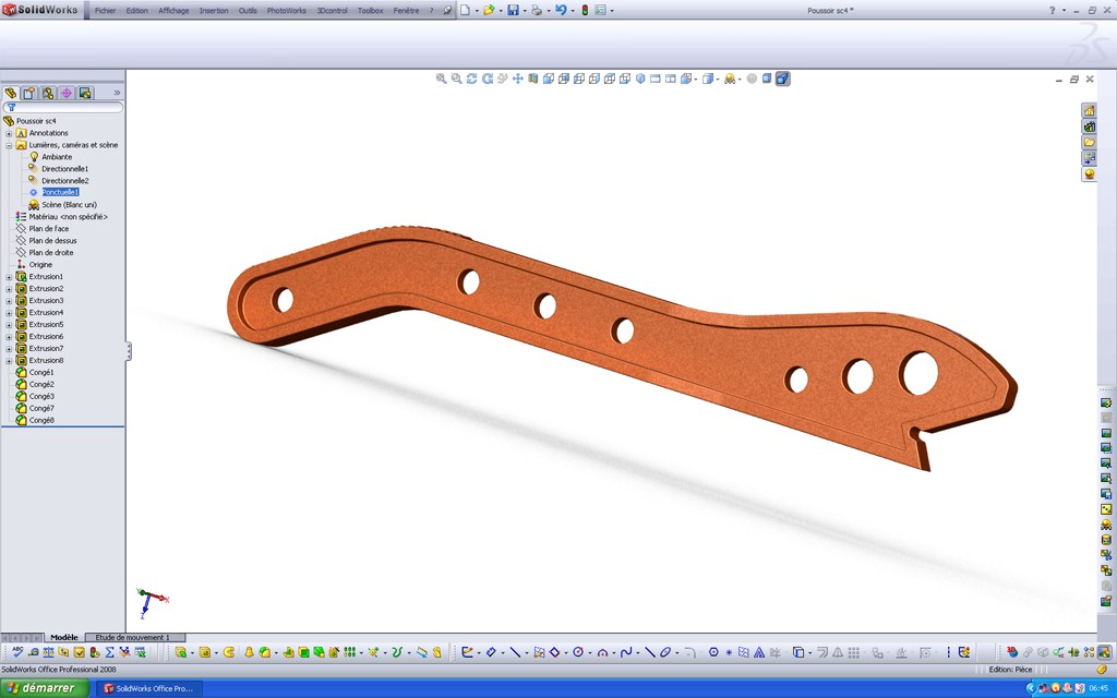 Utilisation d'un scan sous SolidWorks Pousso15