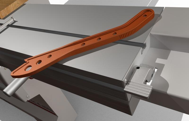 Utilisation d'un scan sous SolidWorks Pousso16
