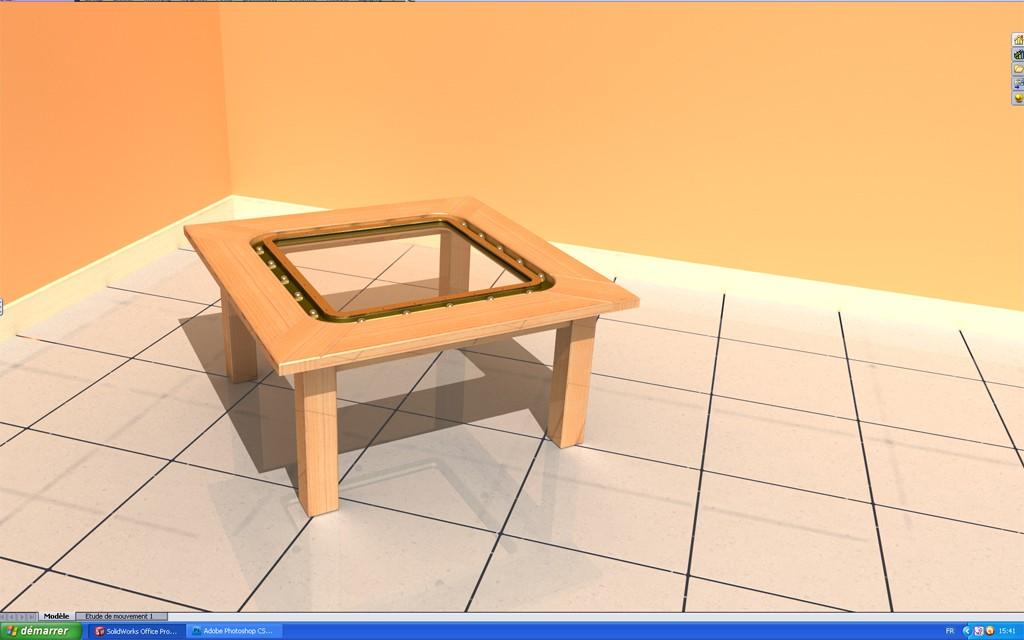 [SolidWorks] Les rendus sous PhotoWorks. Tuto_p38