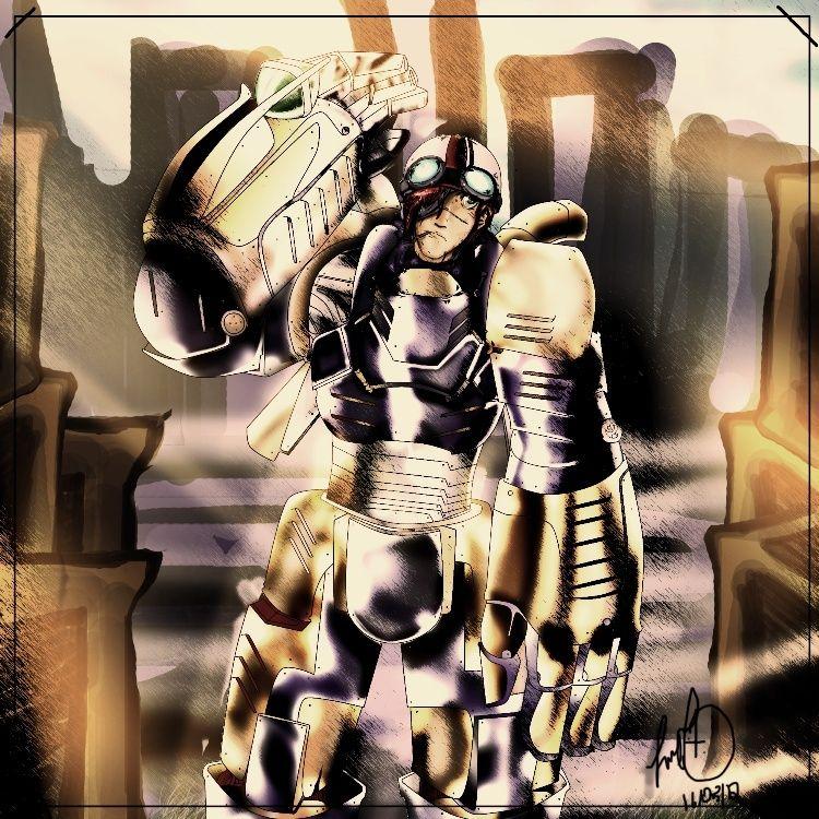 -          Shuu's Robo210