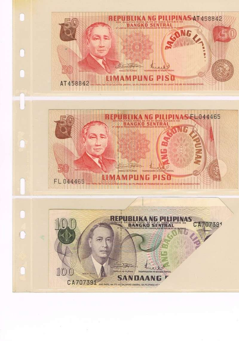 Sharing my Banknote Error Collection Ccf09011