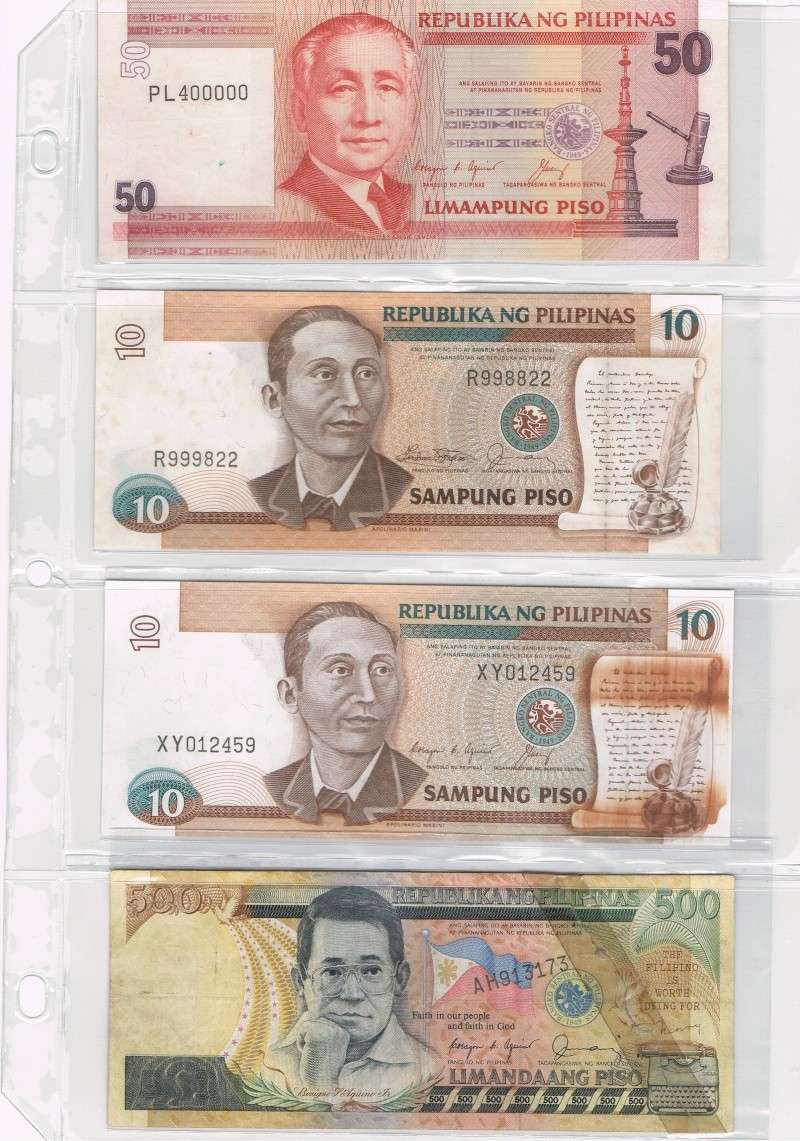 Sharing my Banknote Error Collection Ccf09015