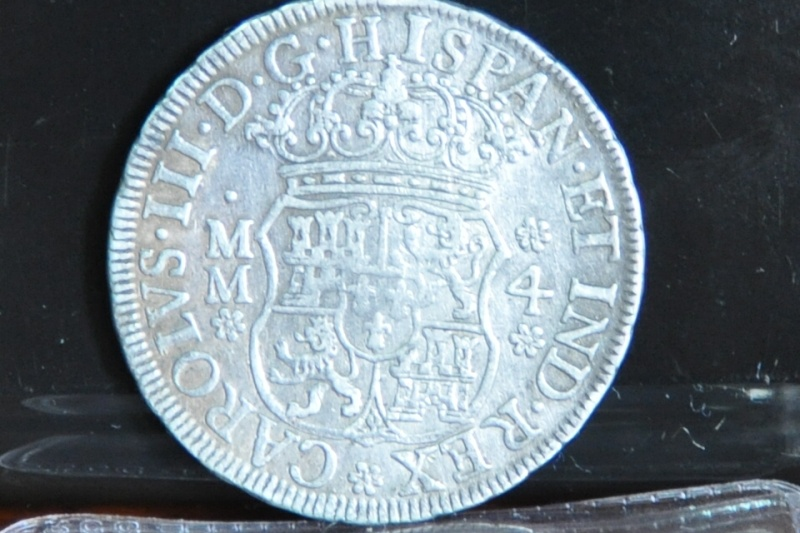 1764 4 reales Dos Mundos - Authentic? Csc_4416