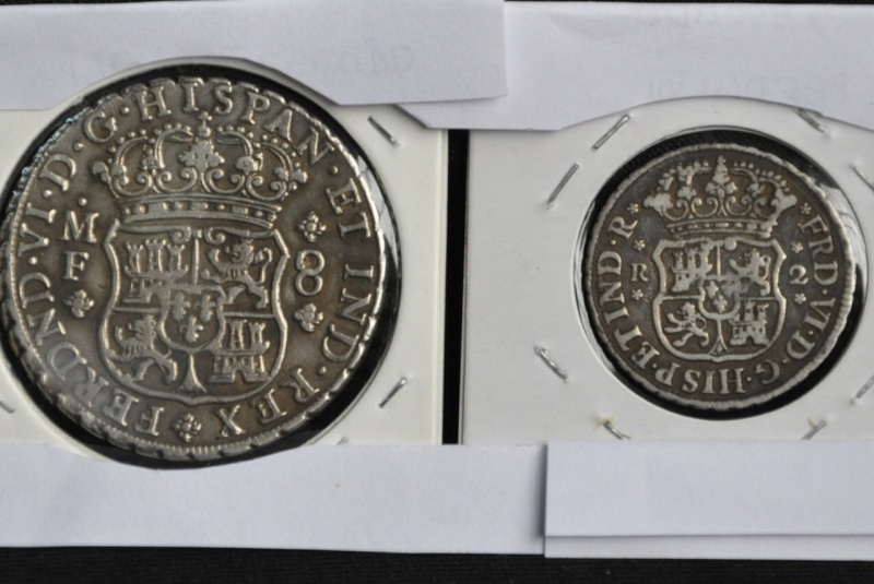 Various Dos Mundos Coins for Sale Csc_4820