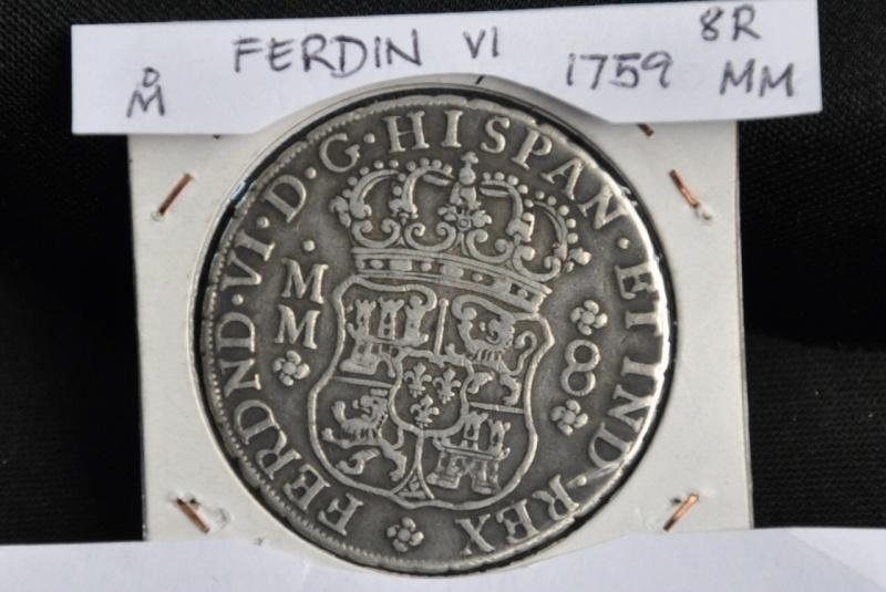 Various Dos Mundos Coins for Sale Csc_4910