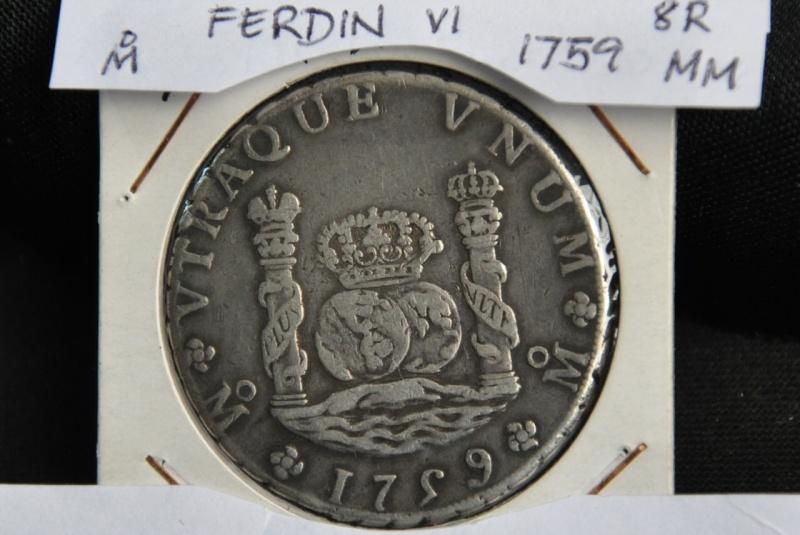 Various Dos Mundos Coins for Sale Csc_4911