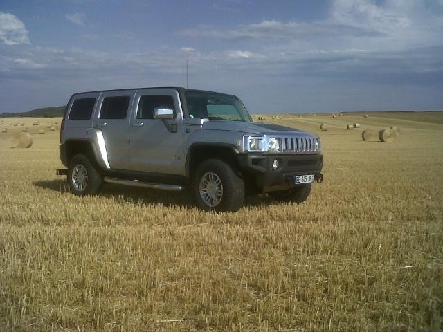 Mon H3 adventure 3,7  Hummer95