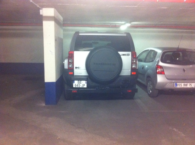 Parkings parisiens qui accepte la hauteur de nos Hummer  - Page 2 Photo_17