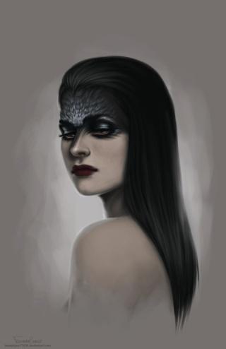 Fan-Artes Imagens: - Página 4 Crow_b10