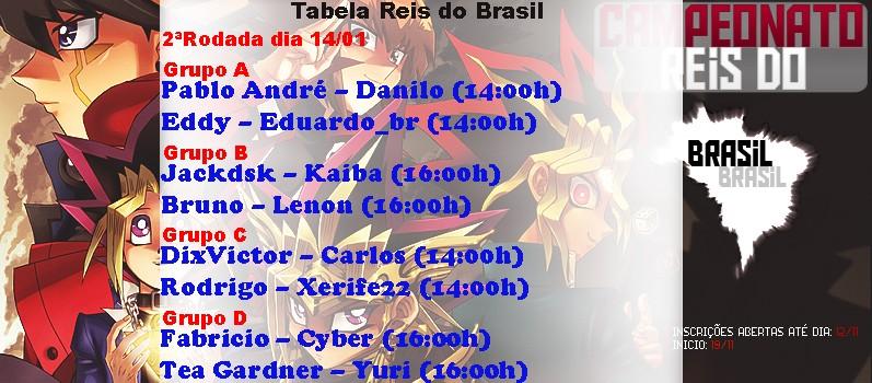 Campeonato Reis do Brasil 2aroda11