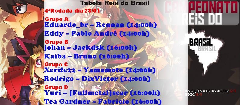 Campeonato Reis do Brasil 4aroda10
