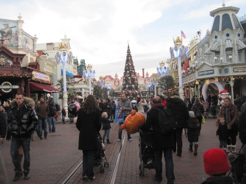[Disneyland Paris] Mon séjour au Newport Bay Club (20 & 21/11/2010) Img_1514