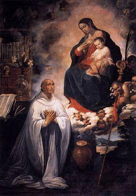 20 août : Saint Bernard de Clairvaux 09667111