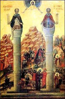 24 mai : Saint Syméon le Stylite (le jeune) 220px-11