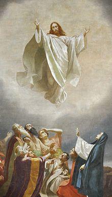 13 mai 2021 L'Ascension du Seigneur 220px-19