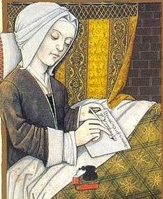 16 septembre : Sainte Mechtilde (Mathilde) de Magdebourg 260px-10