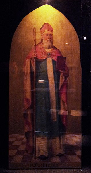 20 février : Saint Eucher d'Orléans 317px-12
