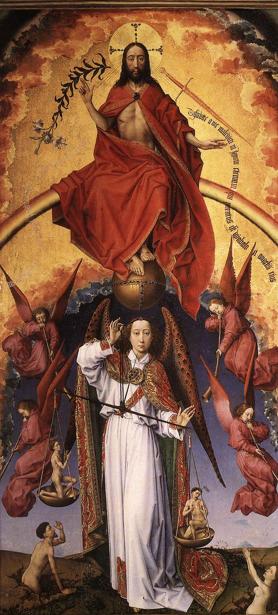 Sainte Faustine appelée au jugement de Dieu 4e257f10