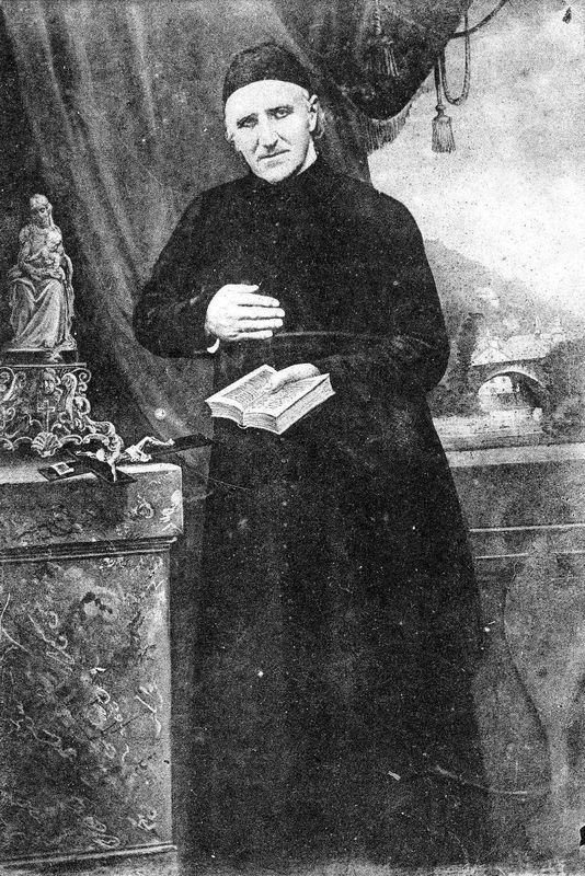 15 mai : Saint Michel Garicoïts 53417310