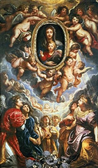 Méditation de St Bernard de Clairvaux sur la Miséricorde de Marie 5c9ddb11
