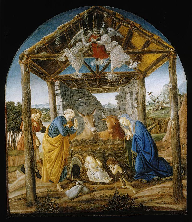 24 décembre Vigile de la Nativité 800px-10
