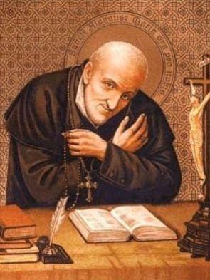 1er août : Saint Alphonse Marie de Liguori Alphon10