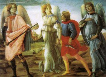 29 septembre : Sts Michel, Gabriel, Raphaël Archan10