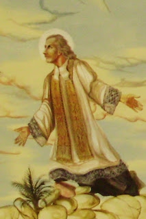 4 août : Saint Jean-Baptiste-Marie Vianney  Ars10