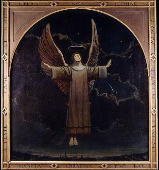 24 juillet Sainte Christine Christ10