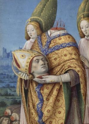 9 octobre : Saint Denis et ses compagnons Denis10