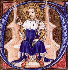 5 janvier : Saint Édouard le Confesseur Edouar10