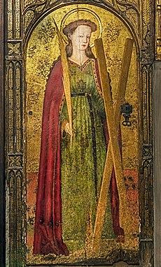 10 décembre : Sainte Eulalie de Mérida  Eulali11