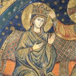5 août :  Dédicace de Sainte Marie Majeure Fresqu10