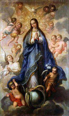 8 décembre : L'Immaculée Conception de la Bse Vierge Marie Immacu10