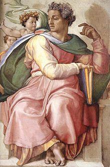 6 juillet : Saint Isaïe Isaie10