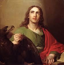 27 décembre : Saint Jean Apôtre et Évangéliste Jean12