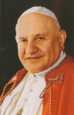 11 octobre : Saint Angelo Giuseppe Roncal, Pape Jean XXIII  Jean_x10