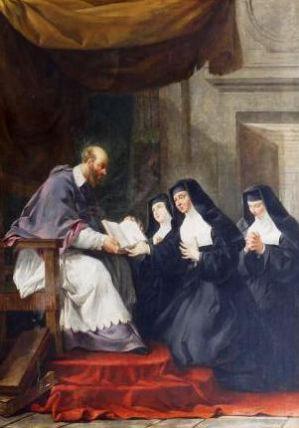 12 août : Sainte Jeanne-Françoise Frémiot de Chantal  Jeanne11