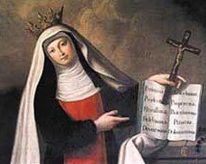 4 février : Sainte Jeanne de Valois (de France) Jeanne14