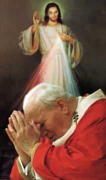 19 avril 2020 Dimanche de la Miséricorde Divine  Jpii_210