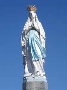 Du 3 au 11 février 2021 : Neuvaine à Notre-Dame de Lourdes Lourde10