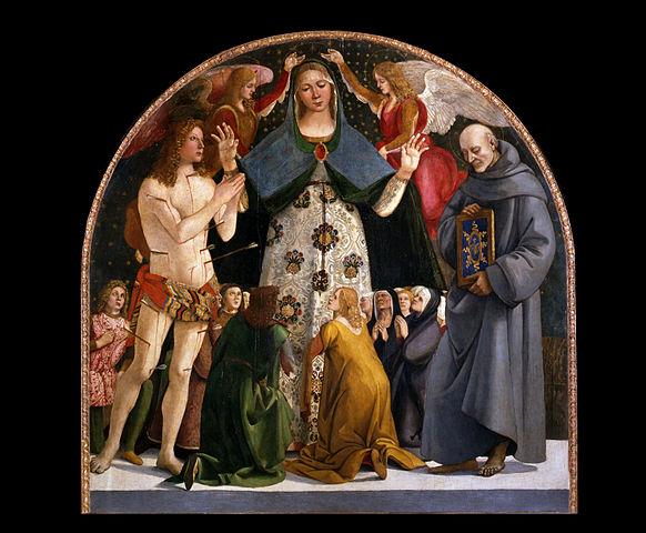 20 mai : Saint Bernardin de Sienne Madonn10