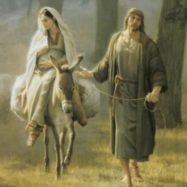 Du 16 au 24 décembre Neuvaine de la Nativité de Jésus Marie_11