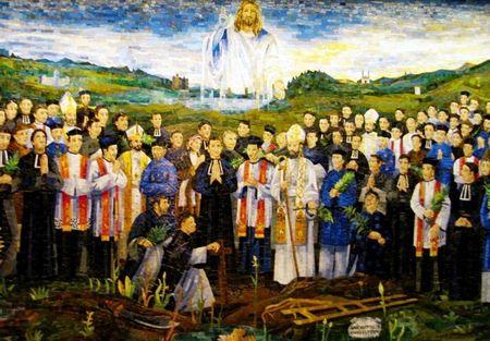 24 novembre : Saints Martyrs du Vietnam Martyr10