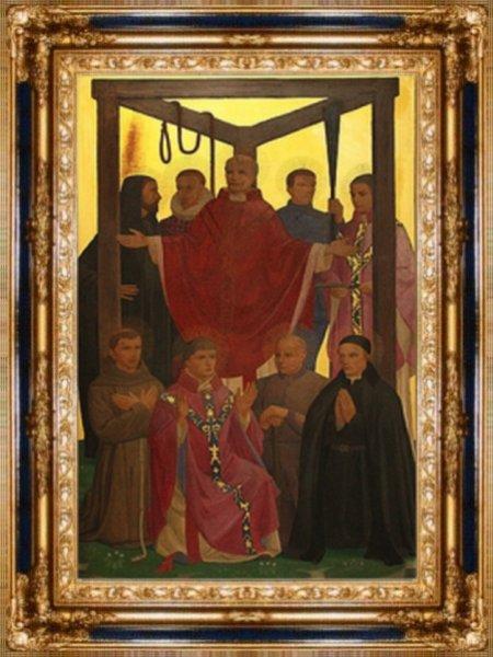 29 mars : Bienheureux John Hambley Martyr11