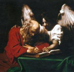 21 septembre Saint Matthieu apôtre  Matthi10