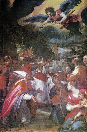 8 mai : Fête de St Michel Archange sur le Mont Gargan Michel11