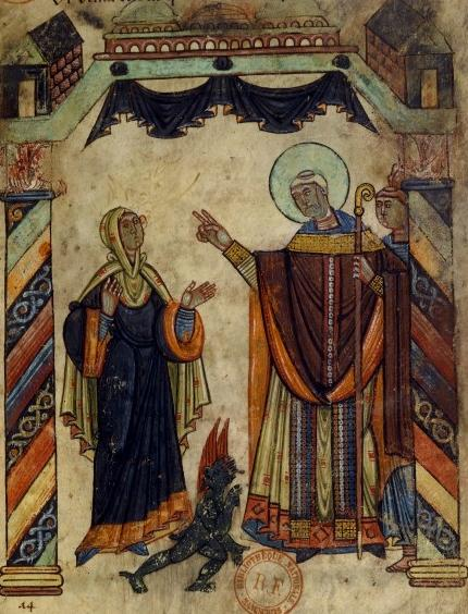 1er mars : Saint Aubin d'Angers Miracl11
