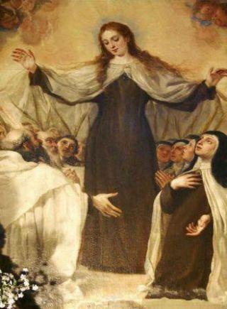 16 juillet : Notre-Dame du Mont Carmel  Nd10
